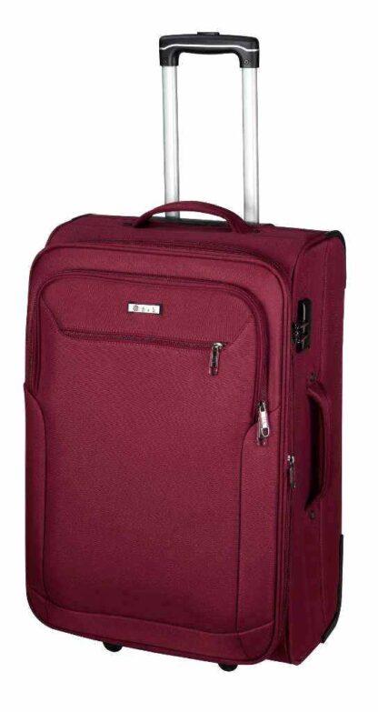 Большой тканевый чемодан D&N